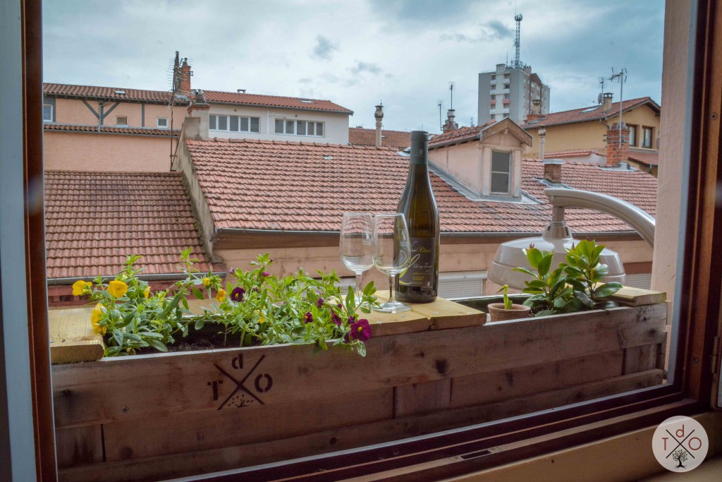 Jardinière micro-jardin apéro