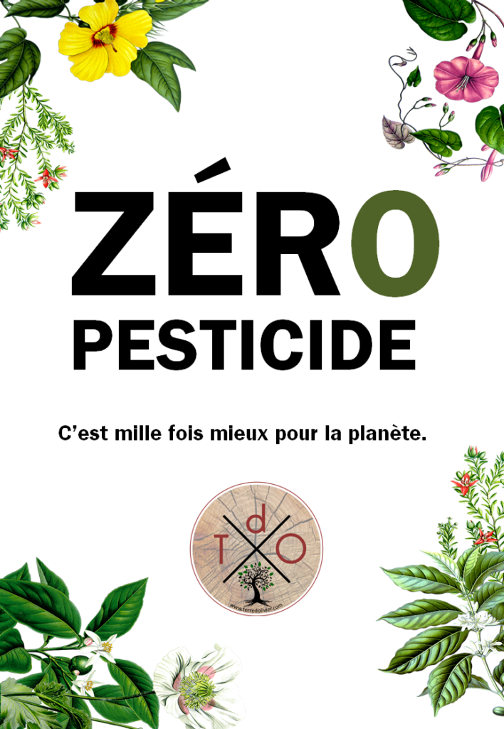Zero pesticides au jardin